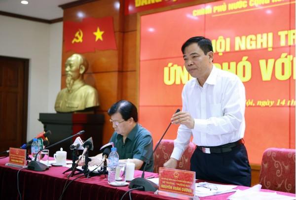 Bo truong Nguyen Xuan Cuong 14 9 2017